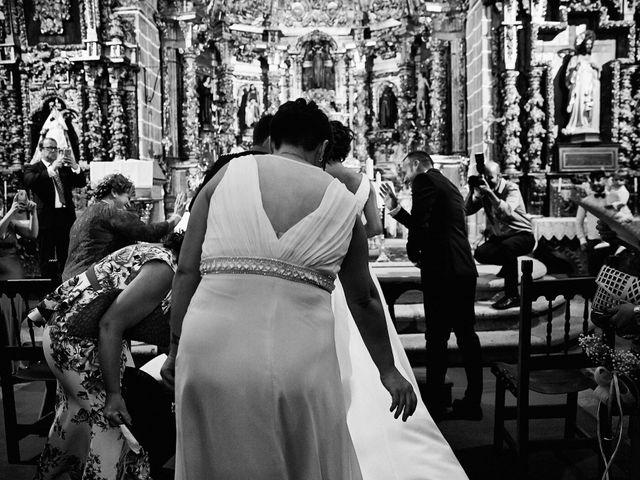 La boda de David y Meme en Jaraiz De La Vera, Cáceres 17