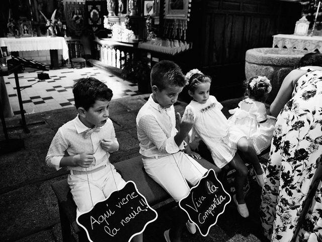 La boda de David y Meme en Jaraiz De La Vera, Cáceres 18