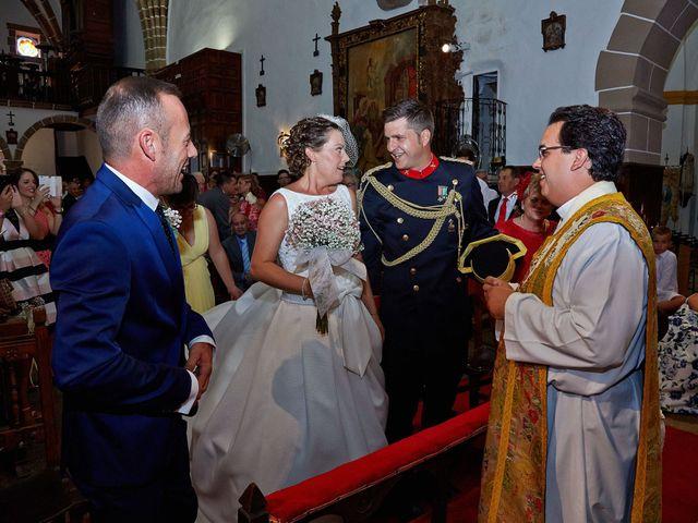 La boda de David y Meme en Jaraiz De La Vera, Cáceres 19