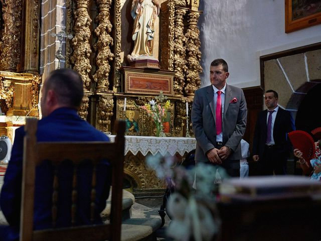 La boda de David y Meme en Jaraiz De La Vera, Cáceres 21