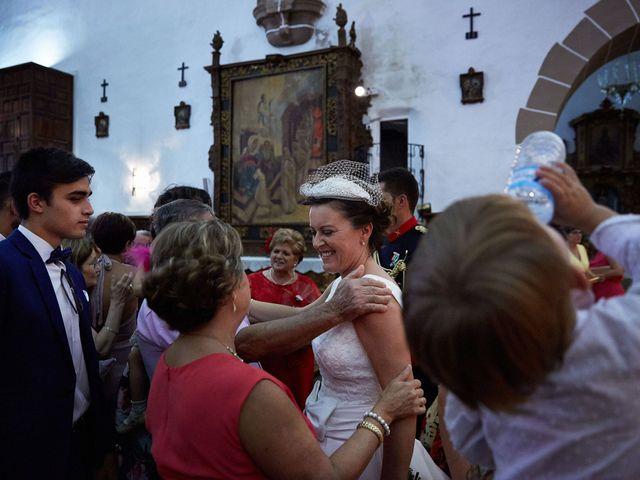 La boda de David y Meme en Jaraiz De La Vera, Cáceres 24