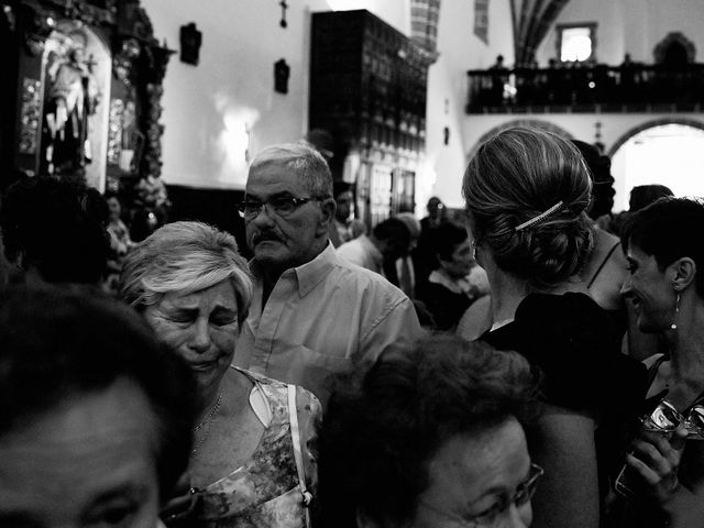 La boda de David y Meme en Jaraiz De La Vera, Cáceres 25