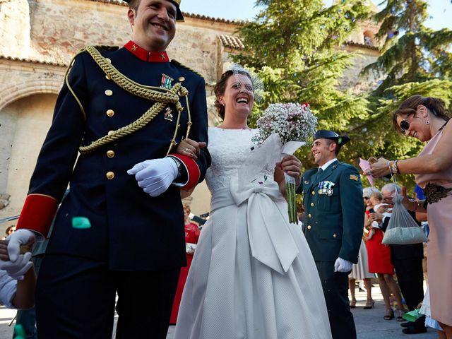 La boda de David y Meme en Jaraiz De La Vera, Cáceres 29