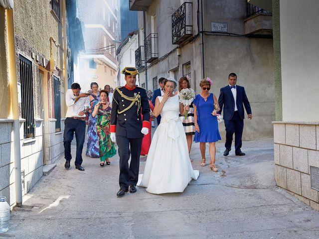 La boda de David y Meme en Jaraiz De La Vera, Cáceres 2