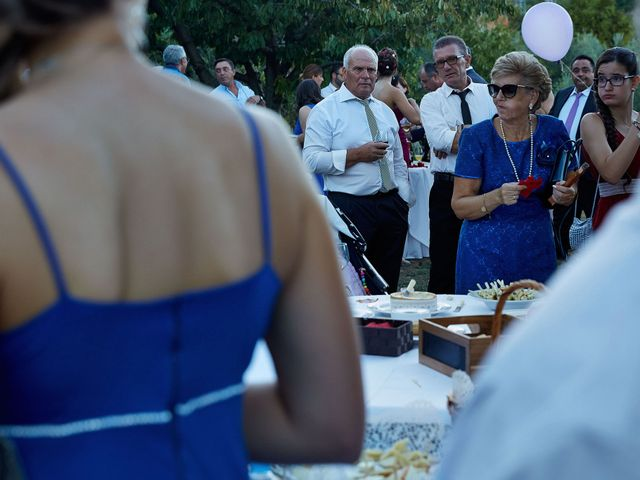 La boda de David y Meme en Jaraiz De La Vera, Cáceres 35