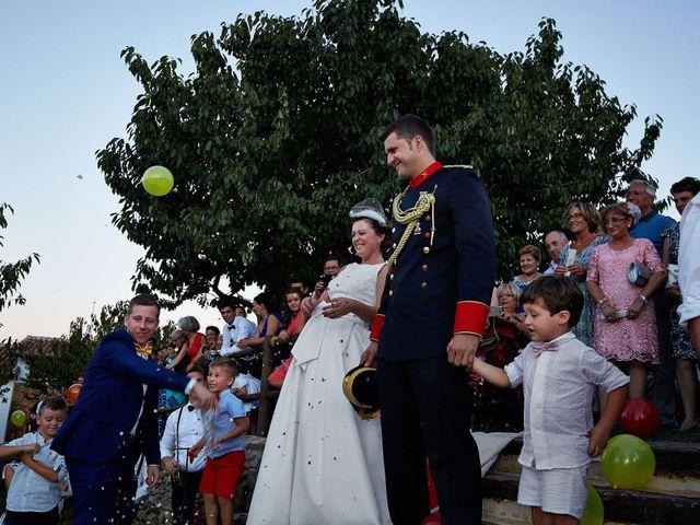 La boda de David y Meme en Jaraiz De La Vera, Cáceres 40