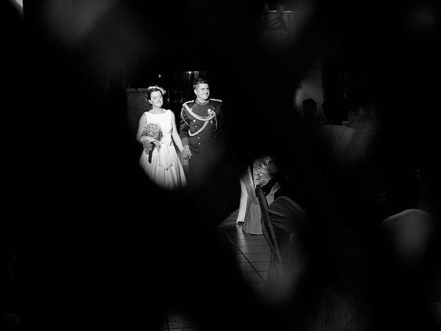 La boda de David y Meme en Jaraiz De La Vera, Cáceres 43