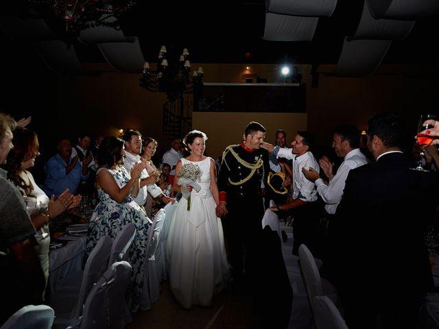 La boda de David y Meme en Jaraiz De La Vera, Cáceres 44