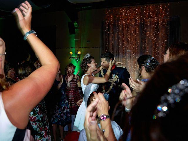 La boda de David y Meme en Jaraiz De La Vera, Cáceres 56