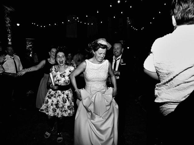 La boda de David y Meme en Jaraiz De La Vera, Cáceres 58