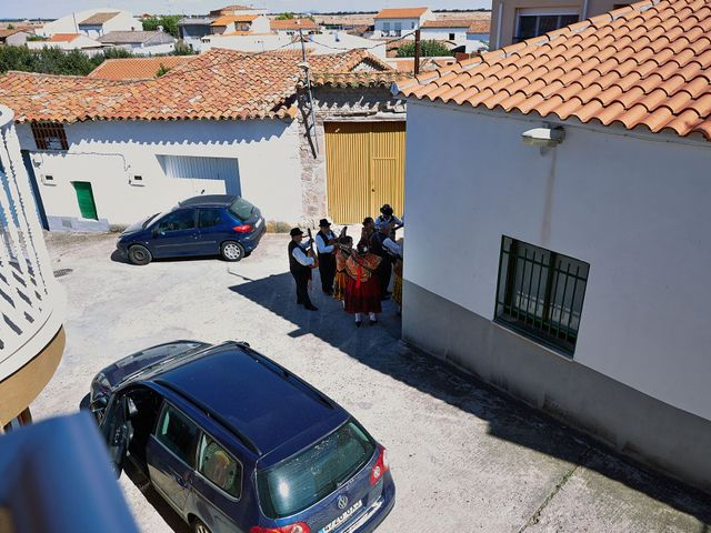 La boda de David y Meme en Jaraiz De La Vera, Cáceres 7