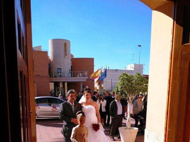 La boda de Emilio  y Mari Carmen  en Catral, Alicante 2