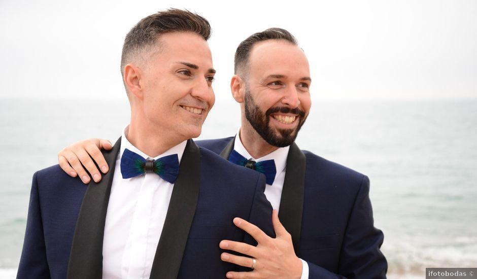 La boda de Jose y Carlos en Malgrat De Mar, Barcelona