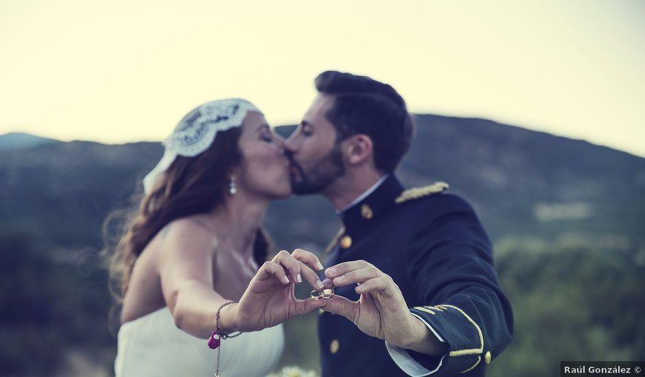 La boda de Adrián y Verónica en Collado Villalba, Madrid