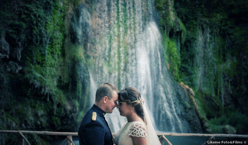 La boda de Antonio y Janira en Nuevalos, Zaragoza