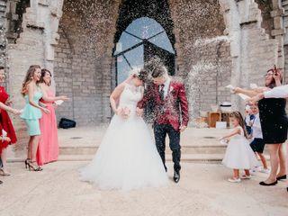 La boda de Selene y Alex
