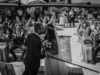 La boda de Fabiola y Samuel