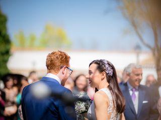 La boda de María y Daniel
