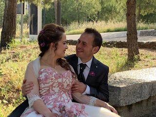 La boda de Lidia y Alberto  2