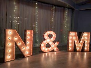 La boda de Nito y Miryam 1