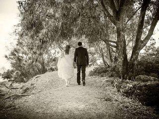 La boda de Raul y Alicia