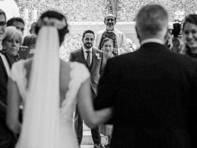 La boda de Yago y Marta en Boadilla Del Monte, Madrid 40