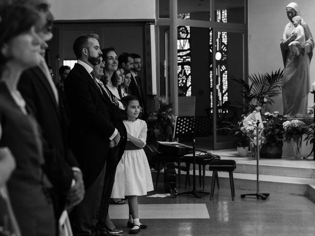 La boda de Yago y Marta en Boadilla Del Monte, Madrid 43