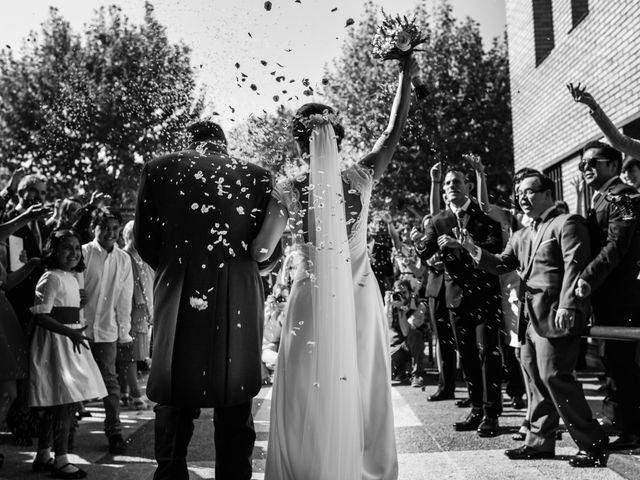 La boda de Yago y Marta en Boadilla Del Monte, Madrid 55