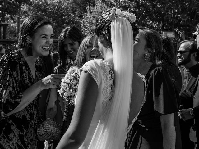 La boda de Yago y Marta en Boadilla Del Monte, Madrid 57