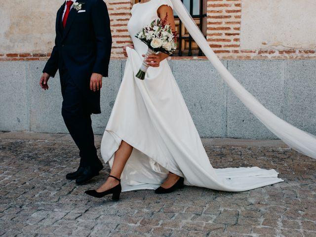 La boda de Yago y Marta en Boadilla Del Monte, Madrid 58