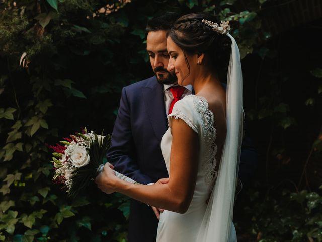 La boda de Yago y Marta en Boadilla Del Monte, Madrid 61