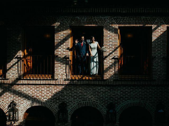 La boda de Yago y Marta en Boadilla Del Monte, Madrid 66