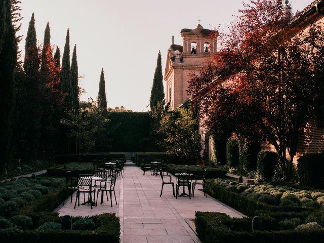 La boda de Yago y Marta en Boadilla Del Monte, Madrid 71