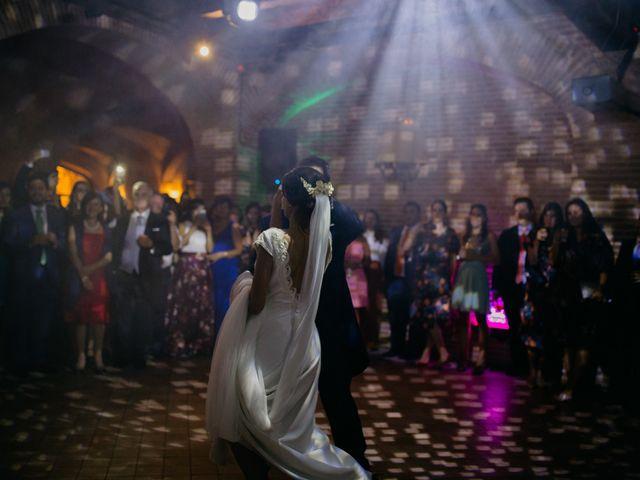 La boda de Yago y Marta en Boadilla Del Monte, Madrid 77