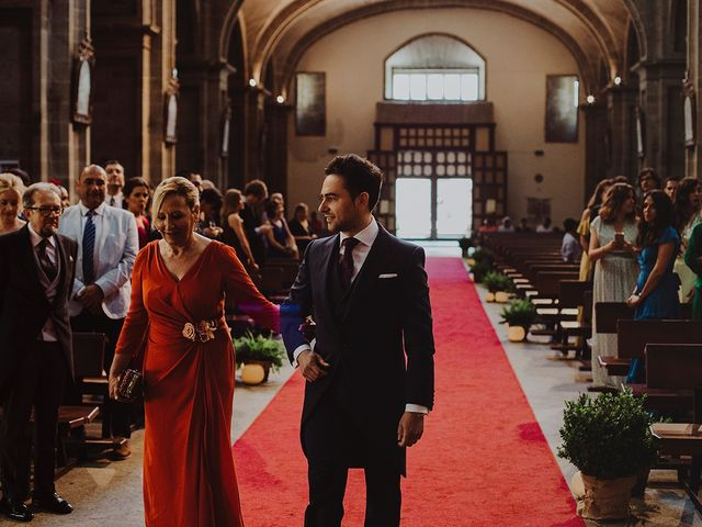 La boda de Samuel y Raquel en Santiago De Compostela, A Coruña 15