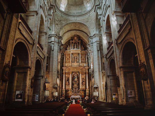 La boda de Samuel y Raquel en Santiago De Compostela, A Coruña 21