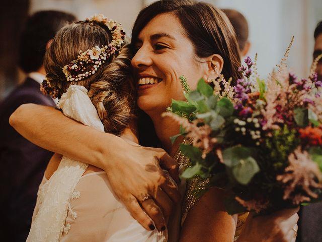 La boda de Samuel y Raquel en Santiago De Compostela, A Coruña 25