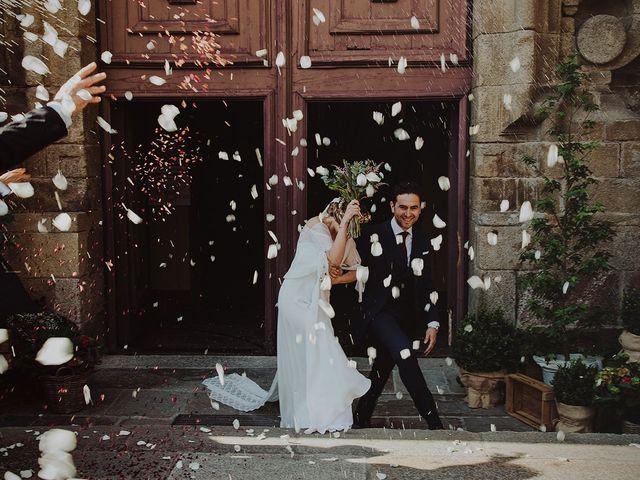 La boda de Samuel y Raquel en Santiago De Compostela, A Coruña 27