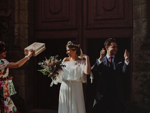 La boda de Samuel y Raquel en Santiago De Compostela, A Coruña 31