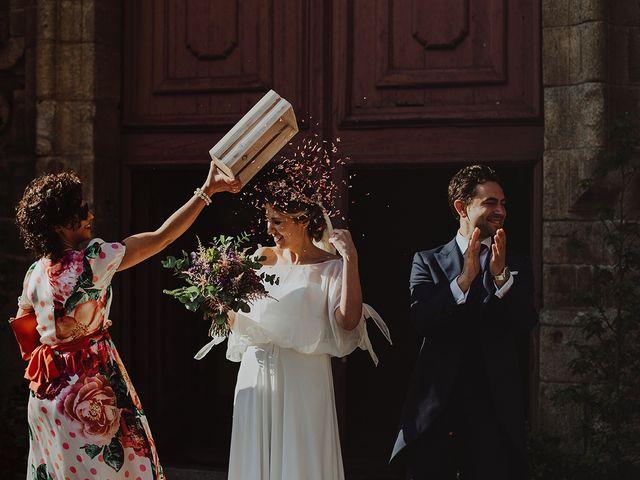 La boda de Samuel y Raquel en Santiago De Compostela, A Coruña 32
