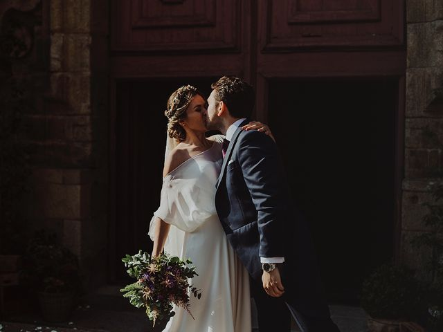 La boda de Samuel y Raquel en Santiago De Compostela, A Coruña 33