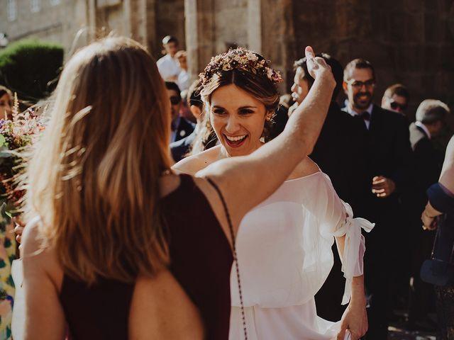 La boda de Samuel y Raquel en Santiago De Compostela, A Coruña 34