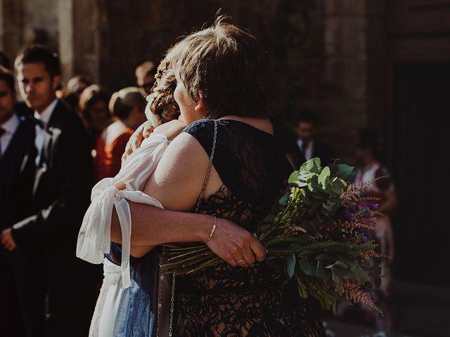 La boda de Samuel y Raquel en Santiago De Compostela, A Coruña 35