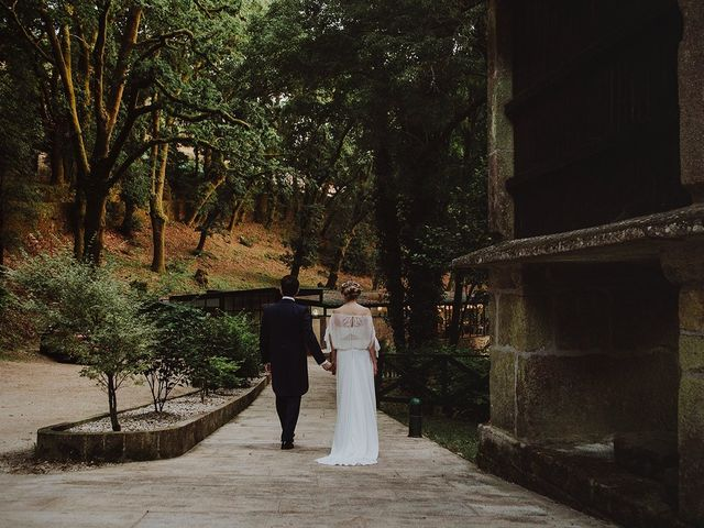 La boda de Samuel y Raquel en Santiago De Compostela, A Coruña 50