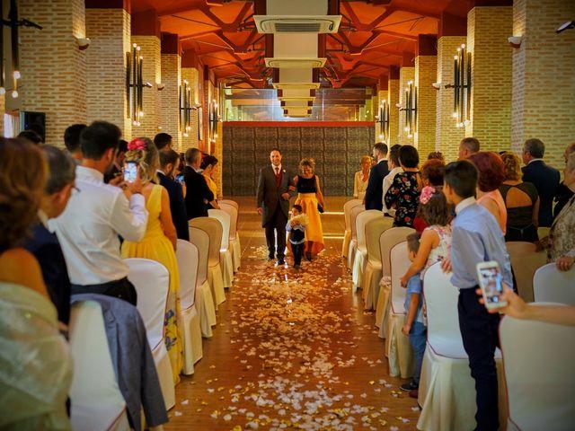 La boda de David y Nuria en Loeches, Madrid 12