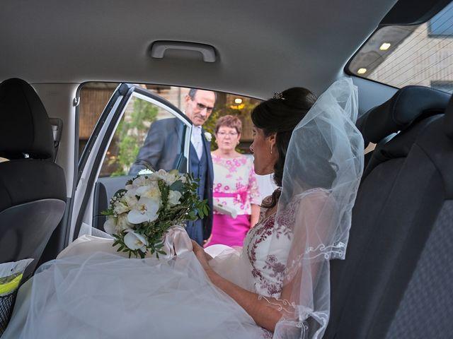 La boda de David y Nuria en Loeches, Madrid 13