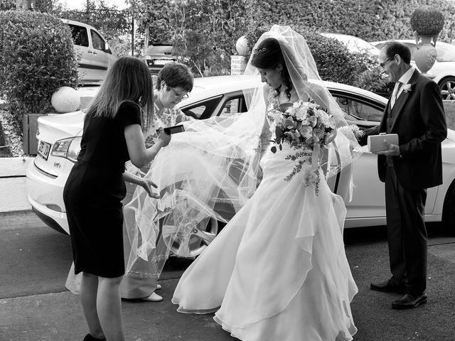 La boda de David y Nuria en Loeches, Madrid 14