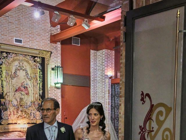 La boda de David y Nuria en Loeches, Madrid 15