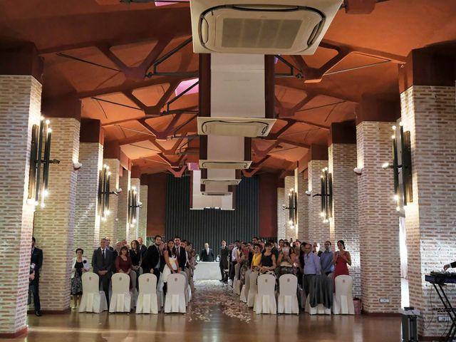 La boda de David y Nuria en Loeches, Madrid 16
