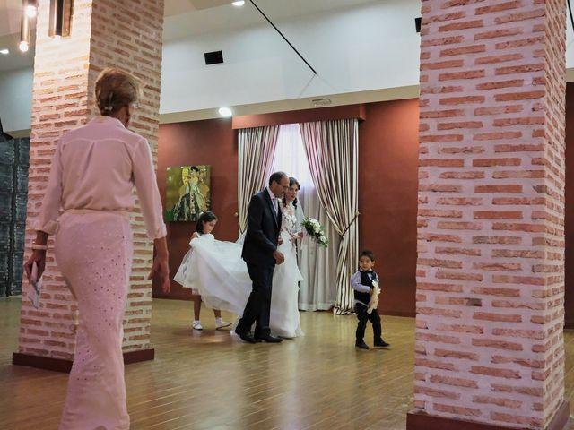 La boda de David y Nuria en Loeches, Madrid 17